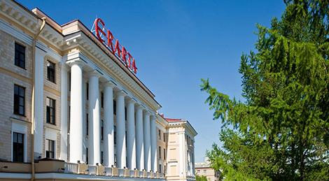Интересные музеи Санкт-Петербурга — Эрарта