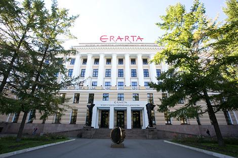 Новые музеи Санкт-Петербурга — Эрарта