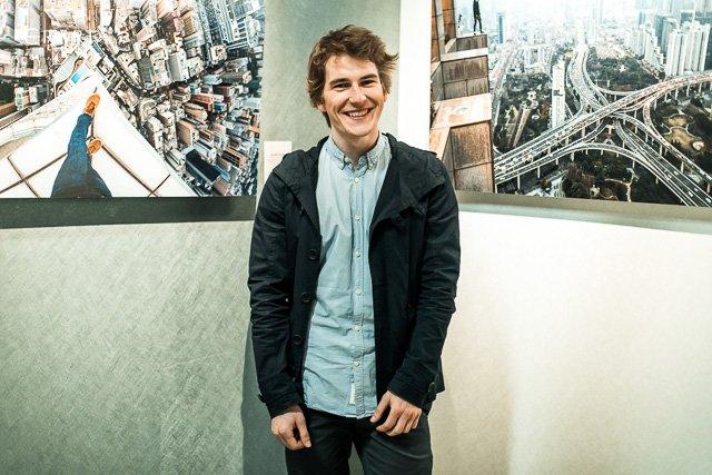 Виталий Раскалов: «Я начал делать панорамные снимки от безделья». Интервью - Музей и галереи современного искусства Эрарта
