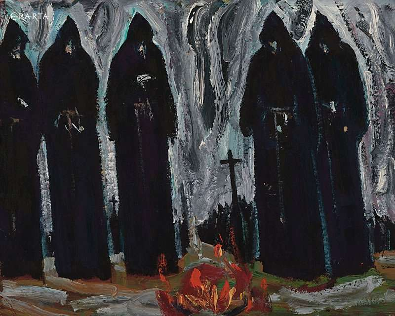 Inquisition, artist Peter Gorban