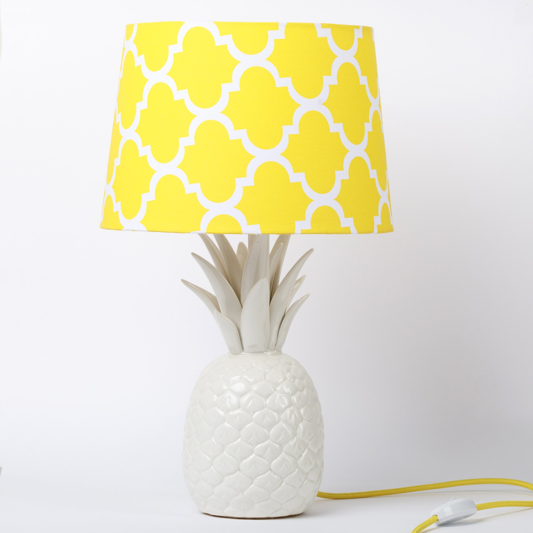 Lamp «Pineapple», artist